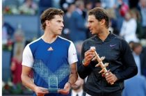 Прогноз на теннис, Роланд Гаррос, финал. Надаль-Тим, 10.06.18. Отдаст ли грунтовой король хотя бы сет?