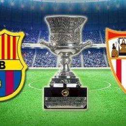 Прогноз на футбол, Испания, Суперкубок, Барселона-Севилья, 12.08.18. Сумеет ли Барса подтвердить статус фаворита?