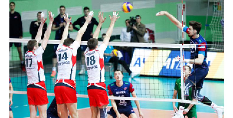 Прогноз на волейбол, Российская Суперлига, Белогорье – Факел, 26.12.18. Докажут ли гости неслучайность стартовых успехов?