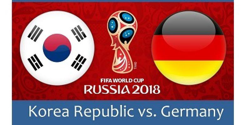 Прогноз на футбол, ЧМ-2018. Южная Корея-Германия, 27.06.18. Столкнутся ли немцы в третий раз подряд с неразрешимыми проблемами?