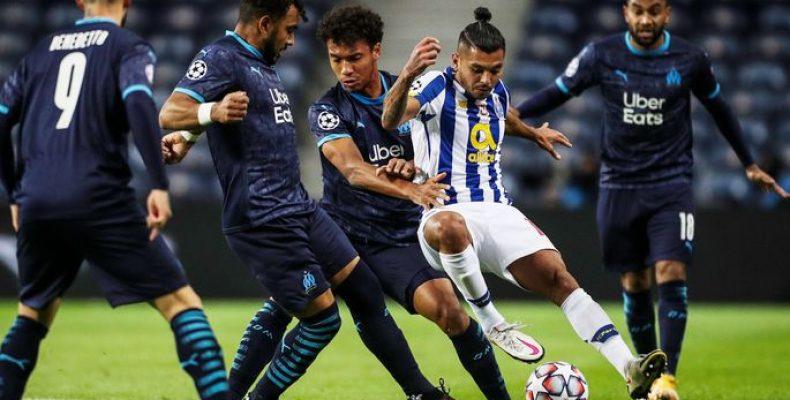 Прогноз на футбол, Лига Чемпионов, Марсель – Порту, 25.11.2020