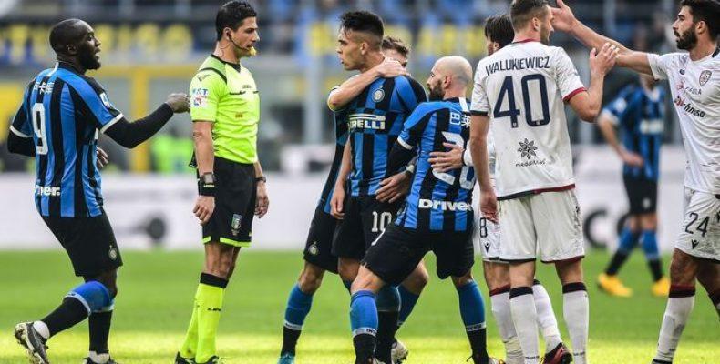 Прогноз на футбол, Италия, Кальяри – Интер, 13.12.2020