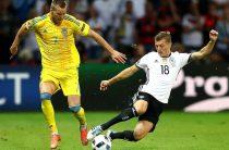 Профессиональный прогноз на футбол, Украина – Германия, 10.10.2020