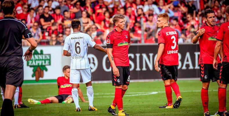 Прогноз на футбол, Германия, Айнтрахт – Фрайбург, 26.05.2020
