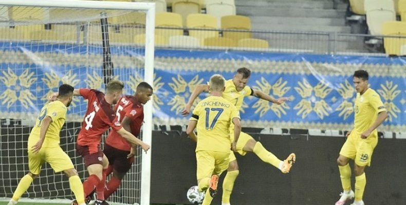 Профессиональный прогноз на футбол, Украина – Испания, 13.10.2020