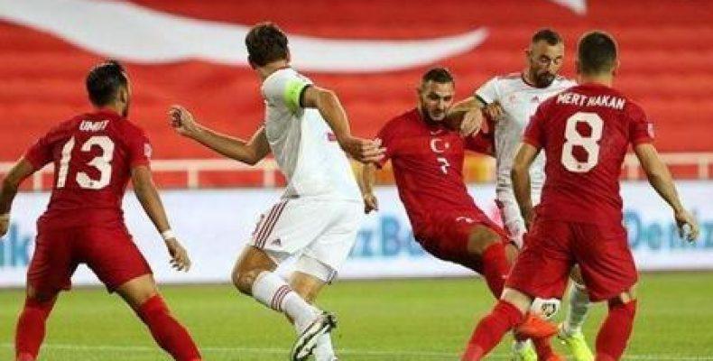 Профессиональный прогноз на футбол, Лига Наций, Сербия – Турция, 06.09.2020