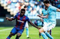 Профессиональный прогноз на футбол, Испания, Леванте – Сельта, 25.10.2020