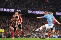 Профессиональный прогноз на футбол, Англия, Шеффилд Юнайтед – Манчестер Сити, 31.10.2020