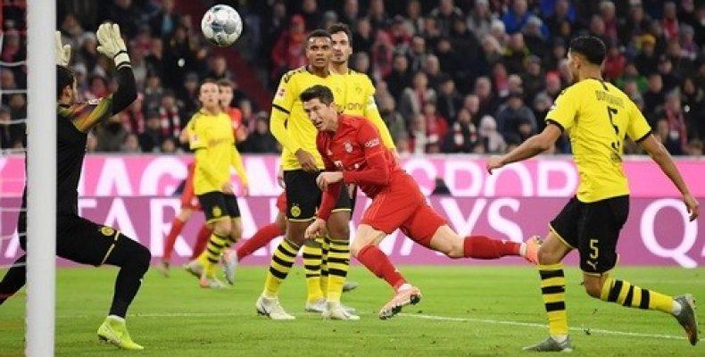 Прогноз на футбол, Германия, Боруссия – Бавария, 26.05.2020
