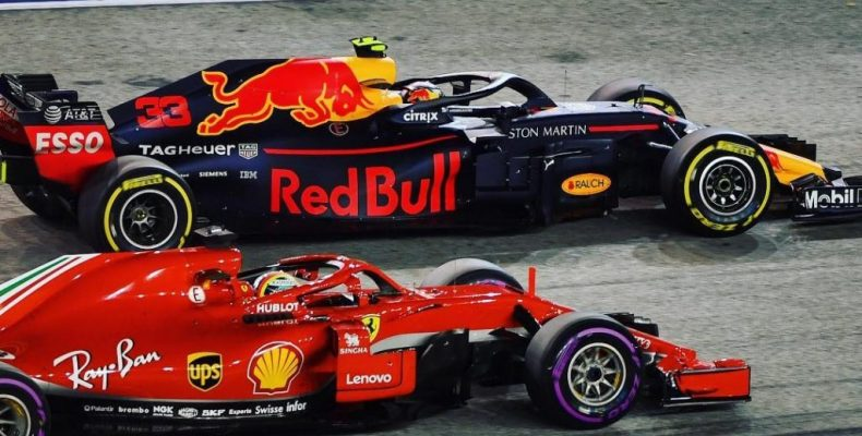 Команды F1 близки к соглашению об ограничении бюджета