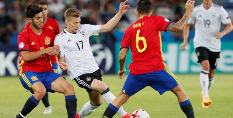 Профессиональный прогноз на футбол, Лига Наций, Испания – Германия, 17.11.2020