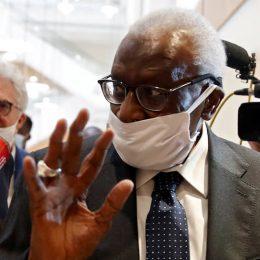 Диас получил $ 55000 000 подозрительных банковских переводов, связанных с Токийской олимпиадой