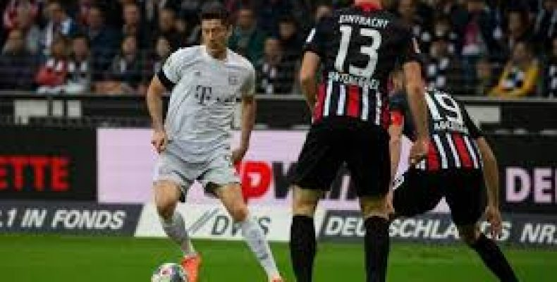 Прогноз на футбол, Германия, Бавария – Айнтрахт, 23.05.2020