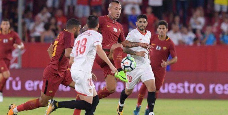 Прогноз на футбол, Лига Европы, Севилья – Рома, 06.08.2020