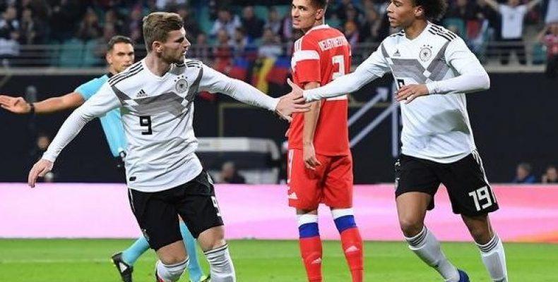 Профессиональный прогноз на футбол, Лига Наций, Швейцария – Германия, 06.09.2020