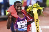 Олимпийская чемпионка Рут Джебет оказалась втянутой в скандал с допинг-тестированием