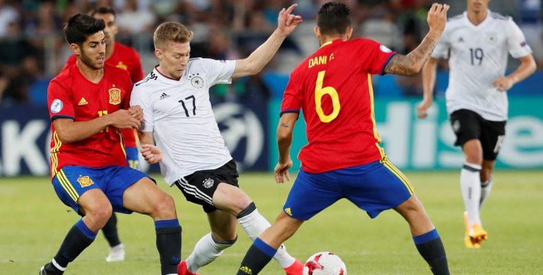 Прогноз на футбол, Лига Наций, Германия – Испания, 03.09.2020