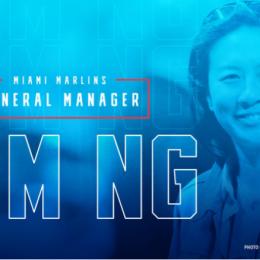 Ким Нг стала первой женщиной в американском спорте, занявшей должность генерального менеджера