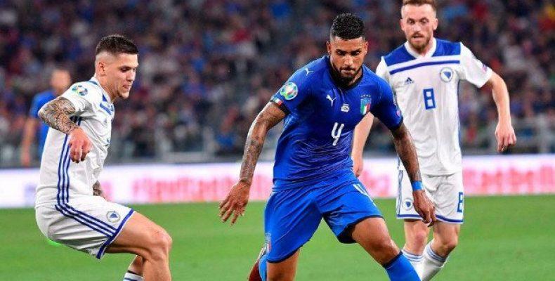 Прогноз на футбол, Лига Наций, Италия – Босния и Герцоговина, 04.09.2020