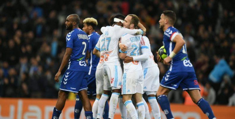 Профессиональный прогноз на футбол, Франция, Страсбург – Марсель, 06.11.2020