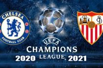 Профессиональный прогноз на футбол, Лига Чемпионов, Челси – Севилья, 20.10.2020