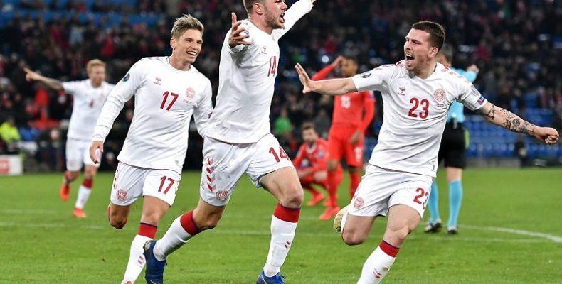 Профессиональный прогноз на футбол, Лига Наций, Дания – Англия, 07.09.2020