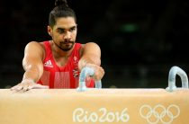 Гимнаст Джо Фрейзер: Я плакал неделю, но потом вернулся