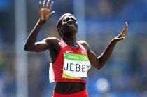 Олимпийская чемпионка Рут Джебет оказалась среди более чем 100 лиц, столкнувшихся с допинговыми разбирательствами