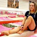 Британская гимнастка Эми Тинклер подала жалобу на свою федерацию