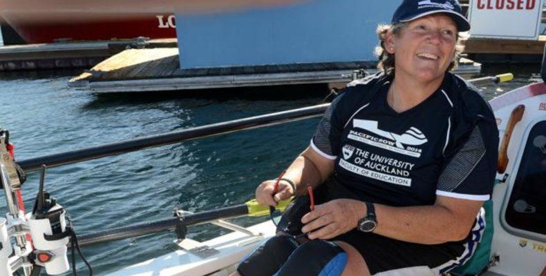 Паралимпийская звезда гребли Анджела Мэдсен скончалась во время одиночного перехода через Тихий океан