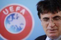 УЕФА советует европейским лигам определять места по спортивным заслугам