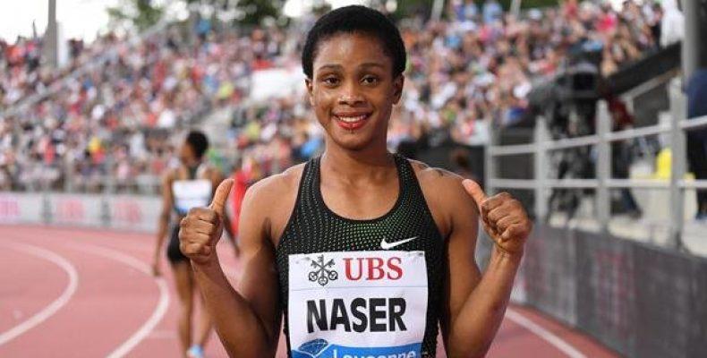 Чемпионка мира в беге на 400 м Насер избежала отстранения за допинг