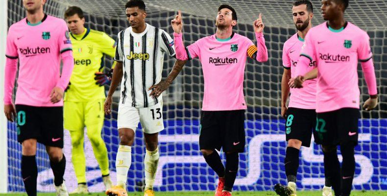 Прогноз на футбол, Лига Чемпионов, Барселона – Ювентус, 08.12.2020