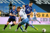 Профессиональный прогноз на футбол, Италия, Лацио – Аталанта, 30.09.2020