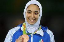 Единственная олимпийская медалистка Ирана покинула страну
