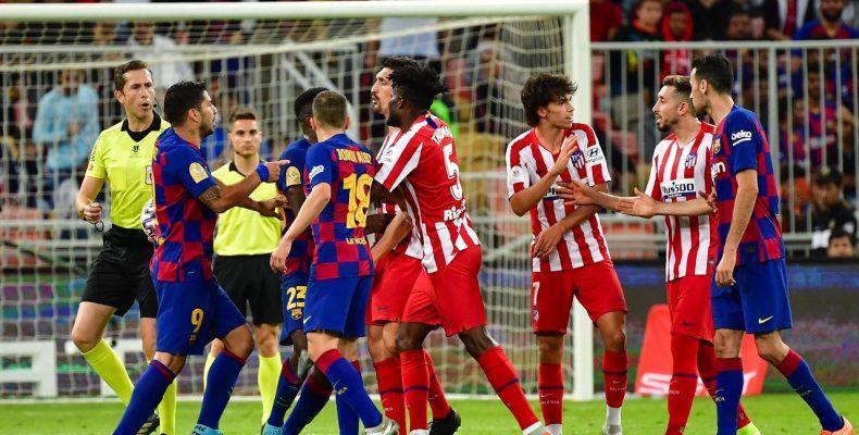 Прогноз на футбол, Испания, Ла-Лига, Барселона – Атлетико Мадрид, 30.06.2020