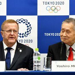 Надежды Токио на 2020 год превратились в пепел