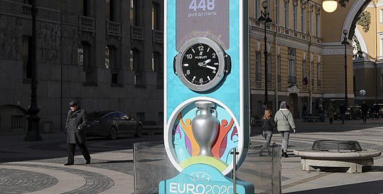 Европейское футбольное первенство может состояться в следующем году