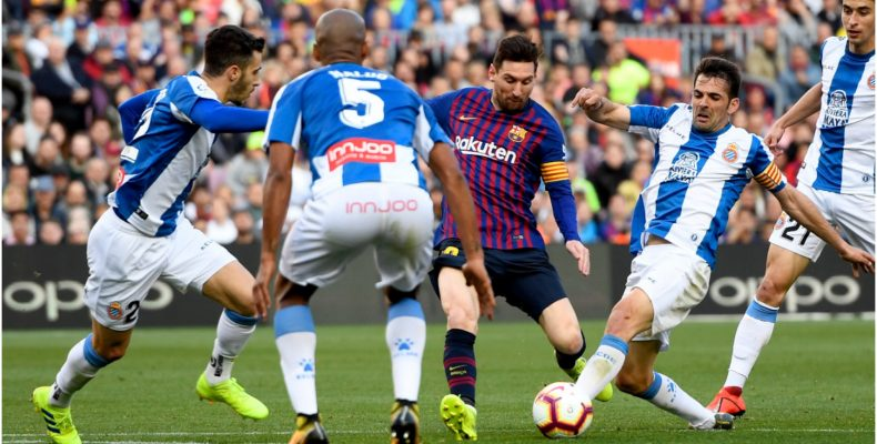 Прогноз на футбол, Испания, Эспаньол – Барселона, 04.01.2020. Удержатся ли гости на вершине пирамиды?