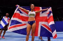 Катарина Джонсон-Томпсон критикует МОК за просьбу получше подготовиться к Олимпиаде