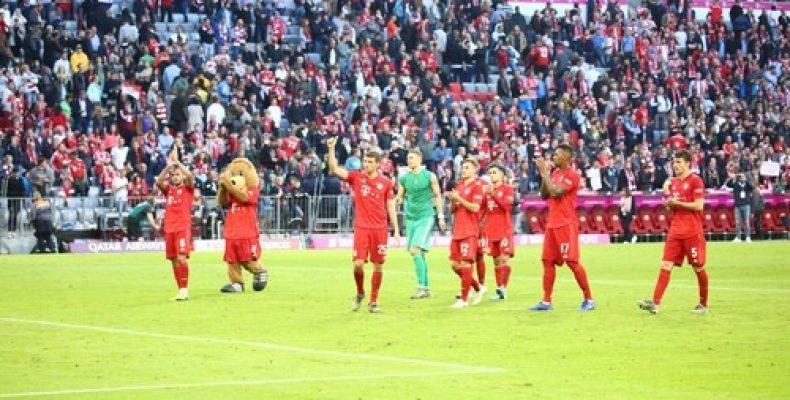 Прогноз на футбол, Германия, «Юнион Берлин» – «Бавария Мюнхен», 17.05.2020