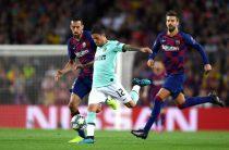 Прогноз на футбол, Интер – Барселона, Лига чемпионов, 10.12.2019. Добьются ли итальянцы поставленной цели?