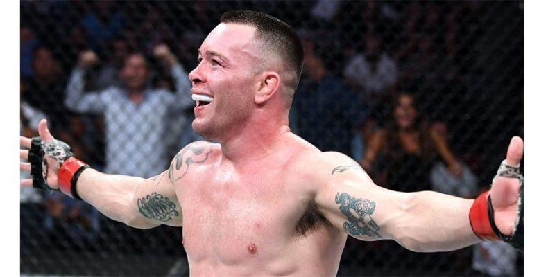 Колби Ковингтона из UFC называют спортивным воплощением политики Трампа