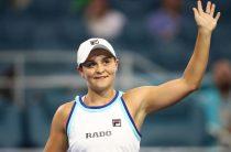 Эшли Барти выходит из US Open по причине озабоченности по поводу Covid-19