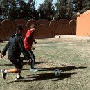 Дед, которому 75 лет, хочет стать старейшим профессиональным футболистом в мире