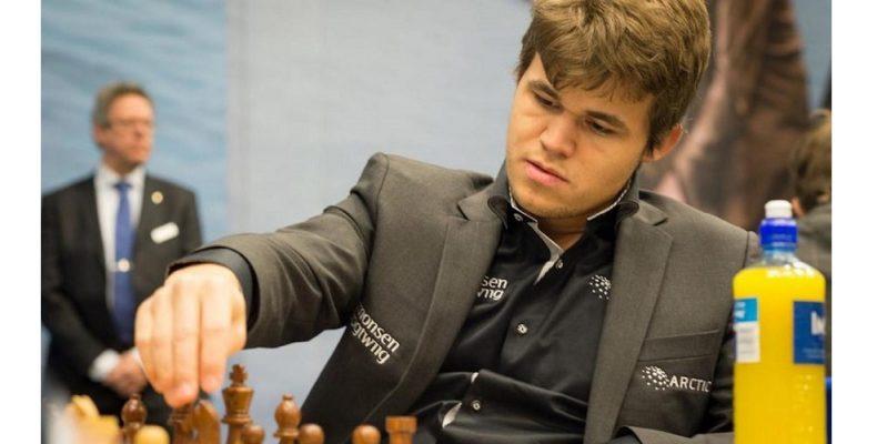 Чемпион по шахматам Магнус Карлсен поднялся на вершину мирового рейтинга фэнтези-футбола