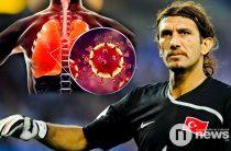 Бывший вратарь сборной Турции Русту Рекбер попал в больницу с коронавирусом