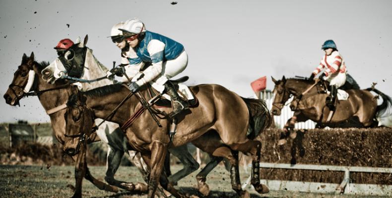 Устроитель лошадиных гонок Брайан Райт покидает тюрьму