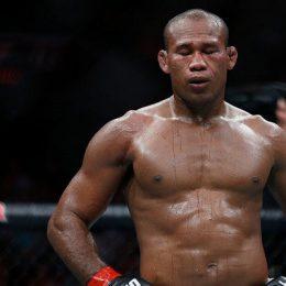 Роналду Соуза вышел из турнира UFC 249 после положительного результата теста на Covid-19