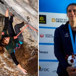 Французская альпинистка – чемпионка мира, разбилась в возрасте 16 лет